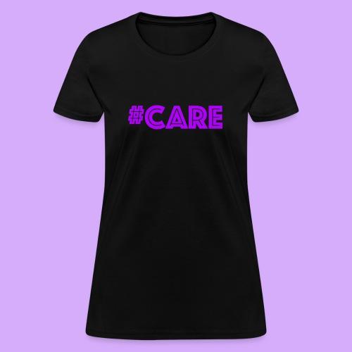 CARE png - Women's T-Shirt