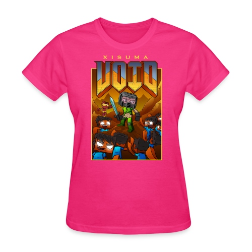 TshirtFINALcrop png - Women's T-Shirt