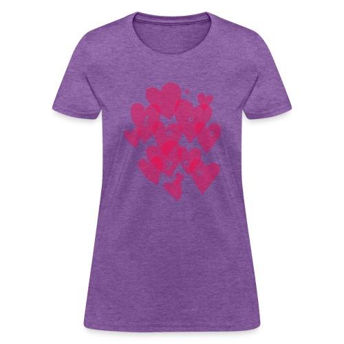 love you - Women's T-Shirt