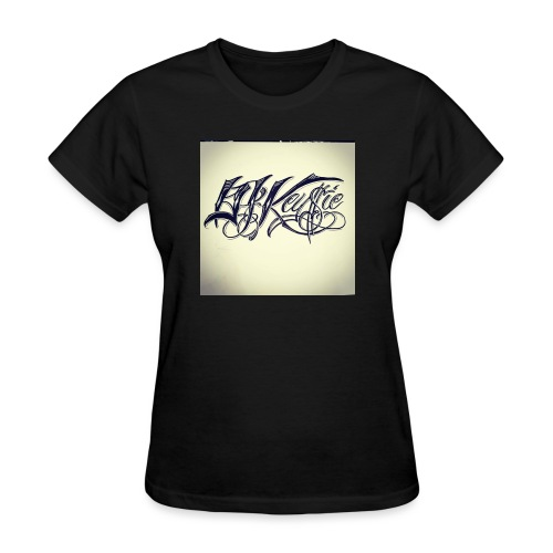 dj keysie - Women's T-Shirt