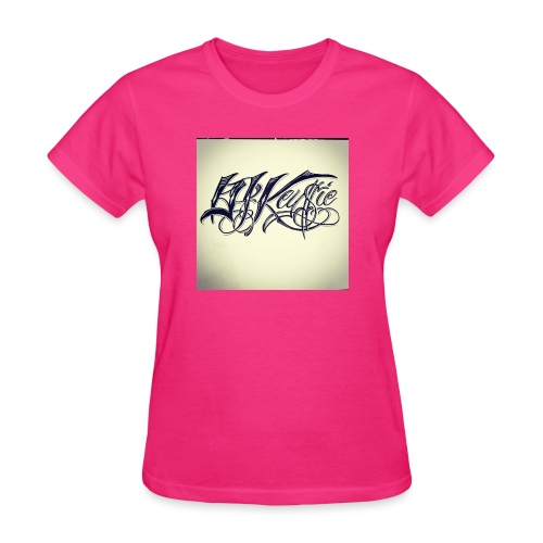 dj keysie - Women's T-Shirt