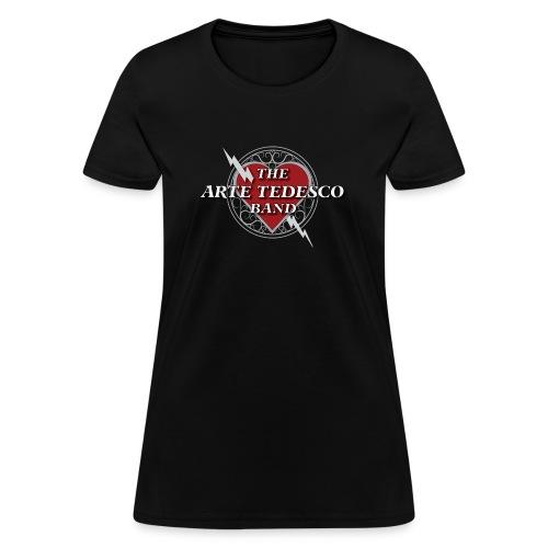ARTE TEDESCO BAND LOGO png - Women's T-Shirt