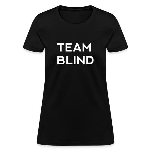 Team Blind ANZ Merchandise - Women's T-Shirt