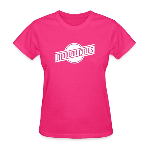 Modern Cities - Women's T-Shirt