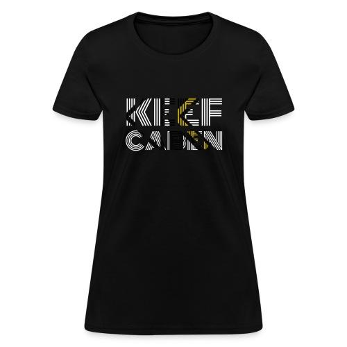 Keef Caben Remix EP Design WHT - Women's T-Shirt