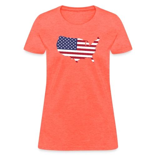 USA - Women's T-Shirt