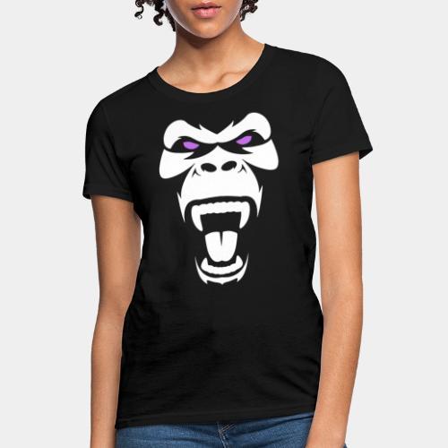 angry gorilla - Women's T-Shirt