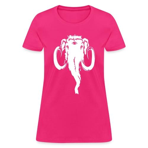 Big Mammoth (women's) - Women's T-Shirt