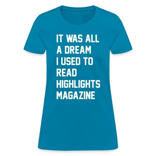 JUICY 1 - Women's T-Shirt
