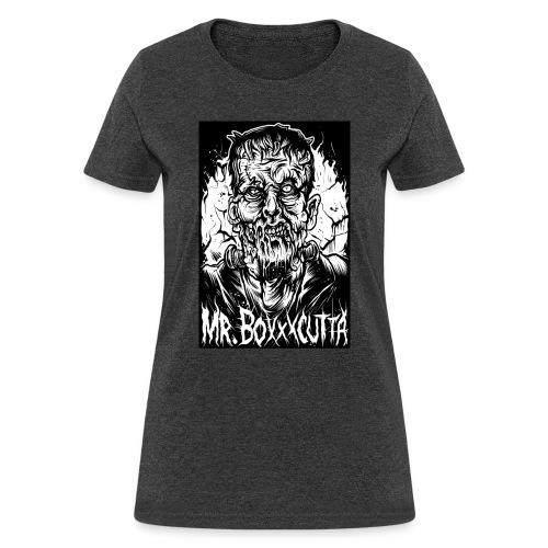 Mr. Boxxxcutta 2 - Women's T-Shirt