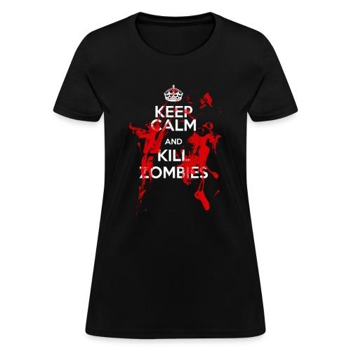kckz final crown - Women's T-Shirt