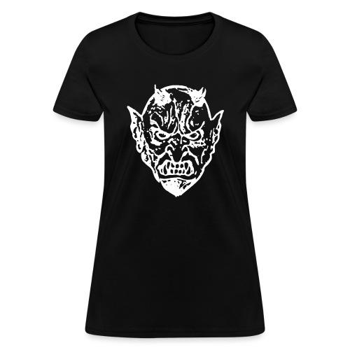 Devil Face 2 - Women's T-Shirt