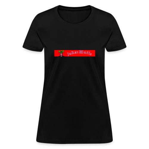 Joker Mails Header - Women's T-Shirt