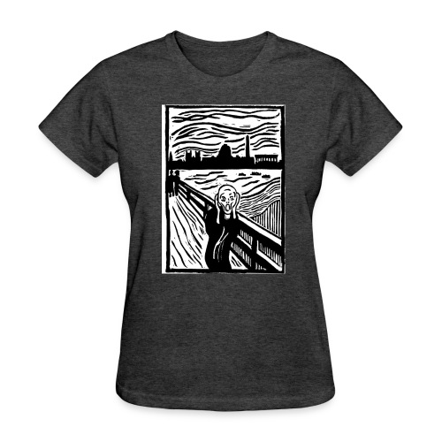 DC Screams - Women's T-Shirt