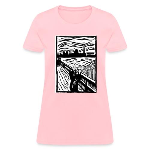 DC Screams - Women's T-Shirt