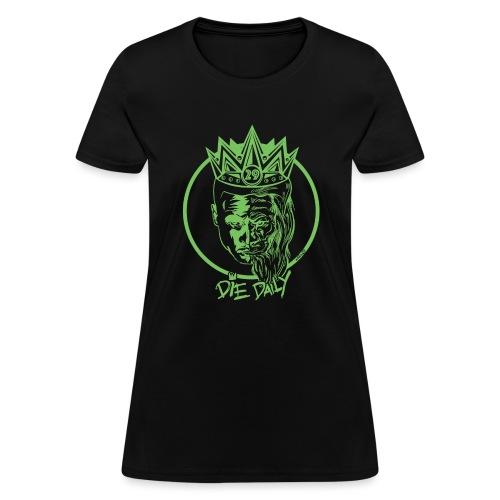 Earlion (Green) - Women's T-Shirt