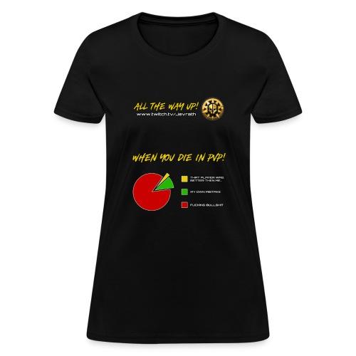 PvP - Women's T-Shirt