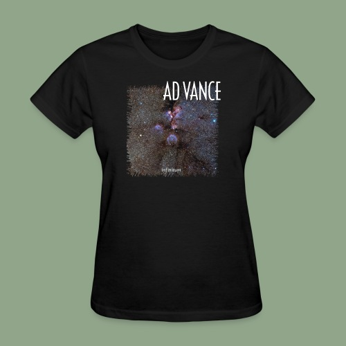 Ad Vance - Infinitum T-Shirt - Women's T-Shirt