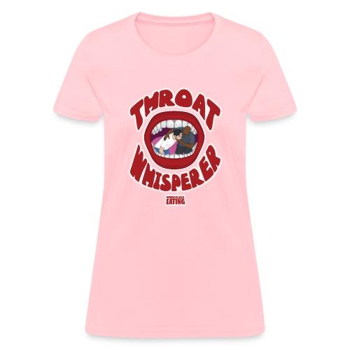 Hobo Brown Throat Whisper - Women's T-Shirt