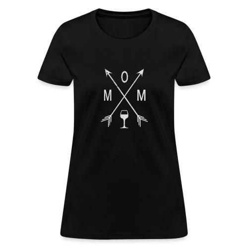 Mom Wine Time - Women's T-Shirt