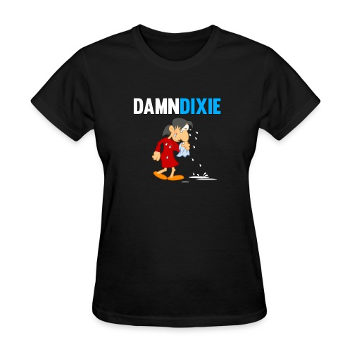 Damn Dixie - Women's T-Shirt