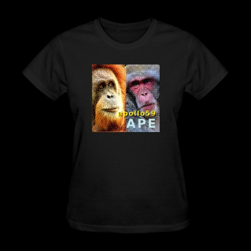 APE - Apollo59 Cover Art - Women's T-Shirt