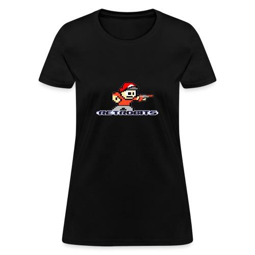 RetroBits Clothing - Women's T-Shirt