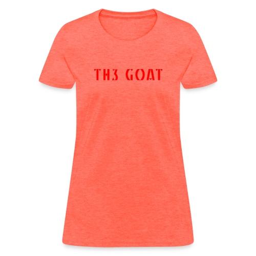 GREEK GOAT - Women's T-Shirt