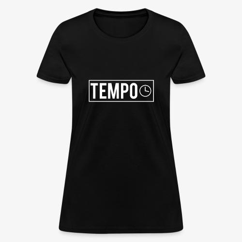 Tempo - Women's T-Shirt