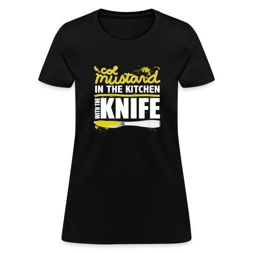 Colonel Mustard - Women's T-Shirt