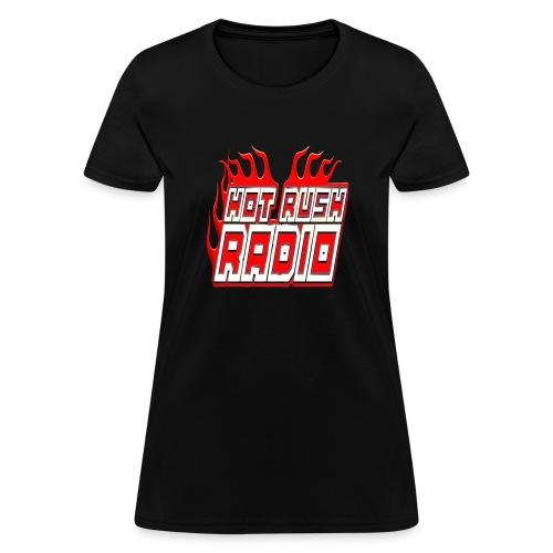 worlds #1 radio station net work - Women's T-Shirt