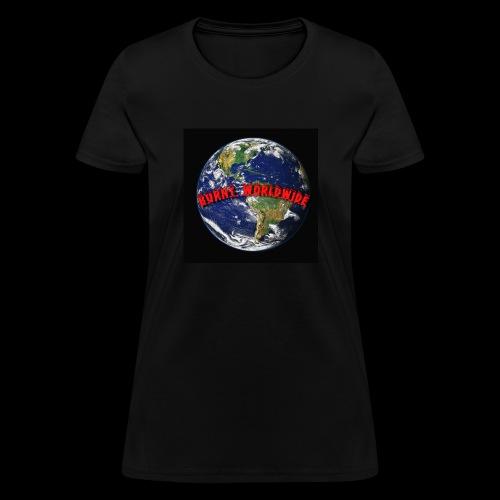 burntworldwide - Women's T-Shirt