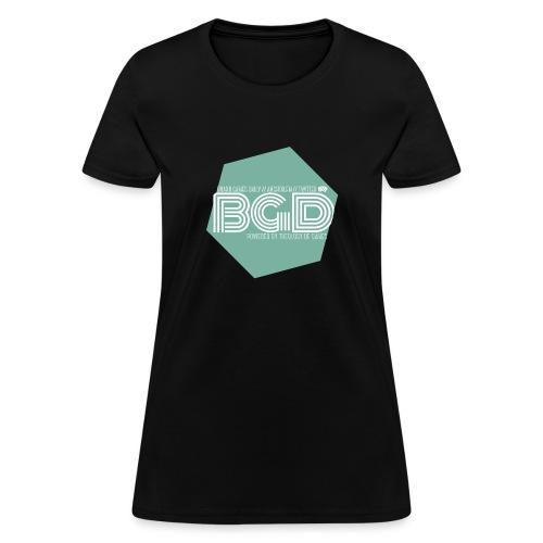 BGD Hex logo - Women's T-Shirt