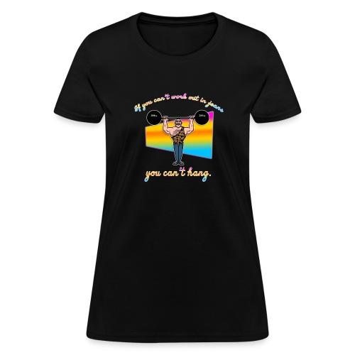 Jean Jockey - Women's T-Shirt