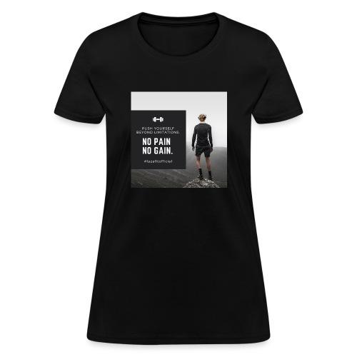Lazafit inspire - Women's T-Shirt