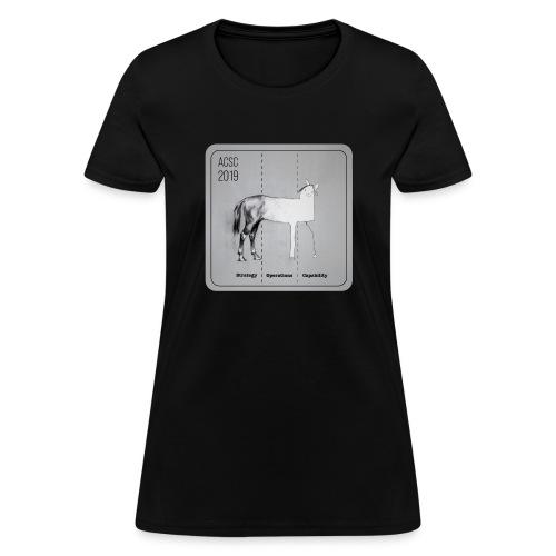 Horse Drawn Capability - Women's T-Shirt