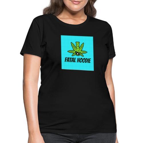 Fatal Hoodie logo hoodie - Women's T-Shirt