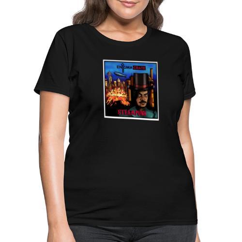 Enigma Crate: Steampunk - Women's T-Shirt