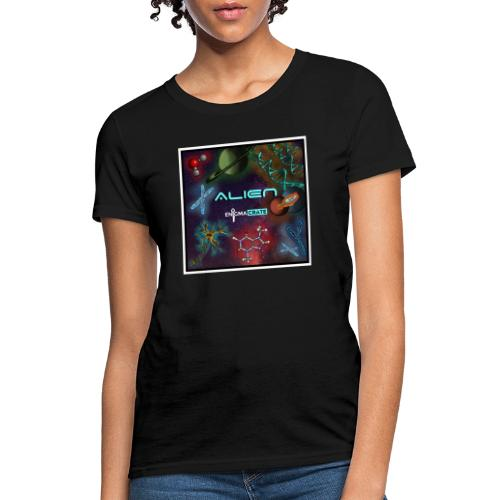 Enigma Crate: Alien - Women's T-Shirt