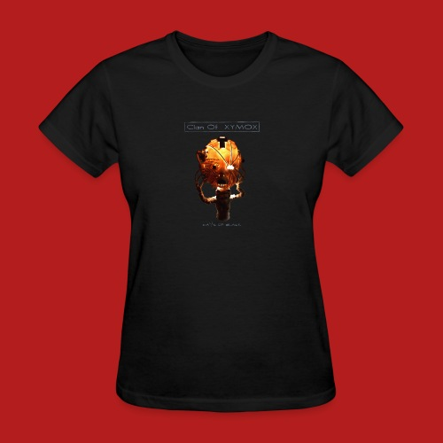 Days of Black Clan Of Xymox Album Shirt - Women's T-Shirt