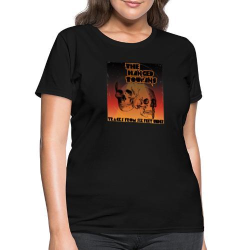 The Hanged Toupans - Tracks From SFU - Women's T-Shirt