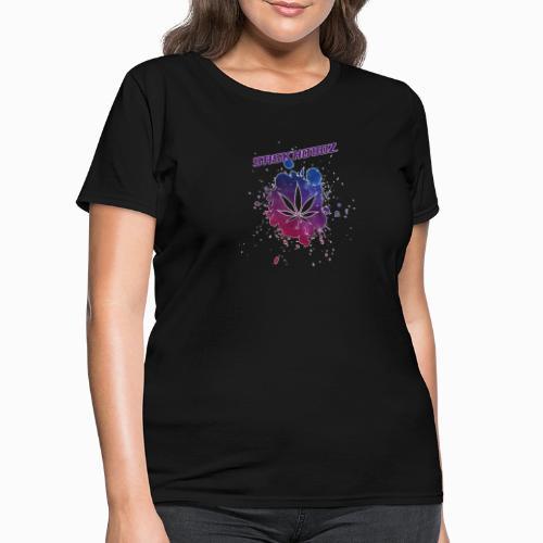 saskhoodz hemp - Women's T-Shirt