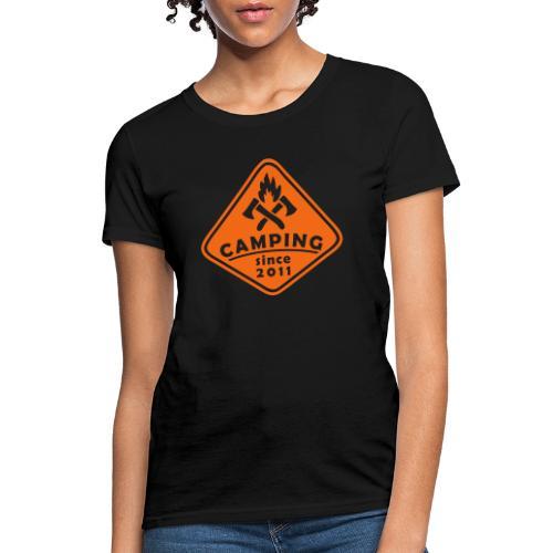 Campfire 2011 - Women's T-Shirt