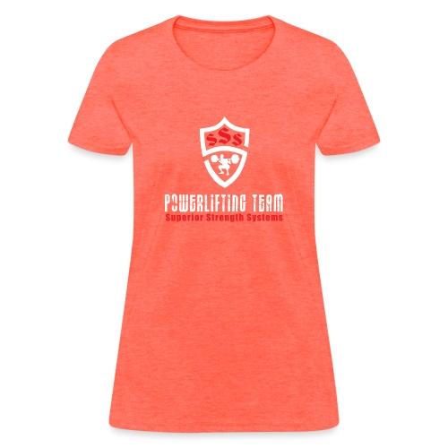 Powerlifting Team - Women's T-Shirt