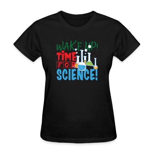 Time for science - Women's T-Shirt