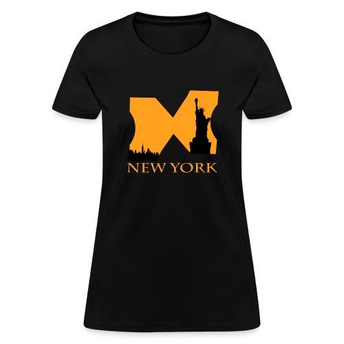new york for design - Women's T-Shirt