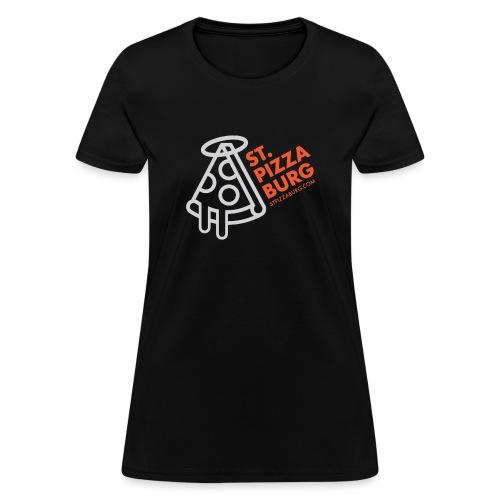 St. Pizzaburg - Dark Colors - Women's T-Shirt