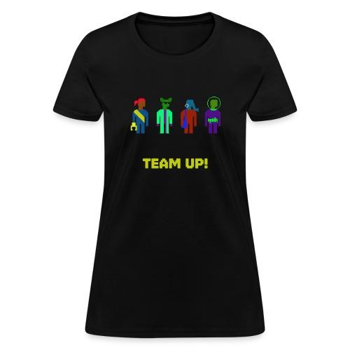 Spaceteam Team Up! - Women's T-Shirt
