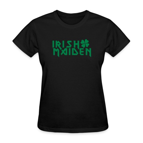irish_maiden - Women's T-Shirt