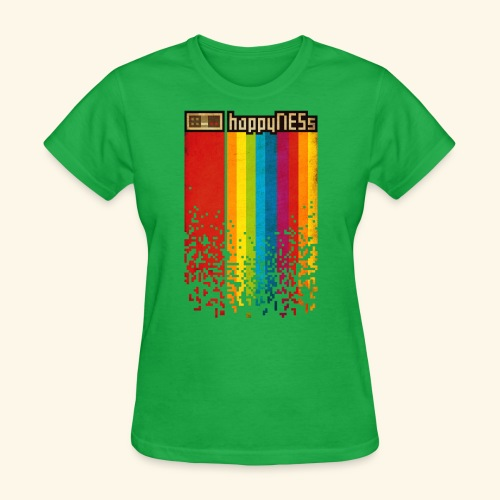 happyNESs - Women's T-Shirt